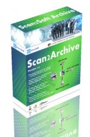 Scan2Archive Version 2.20 (25 User Licence)