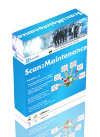 Scan2Maintenance Version 2.20 (90 Day Subscription for 1-25 Scanners)
